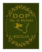 Logo Olio extravergine di Oliva DOP Val di Mazara