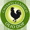 Logo Olio extravergine di oliva DOP Chianti classico